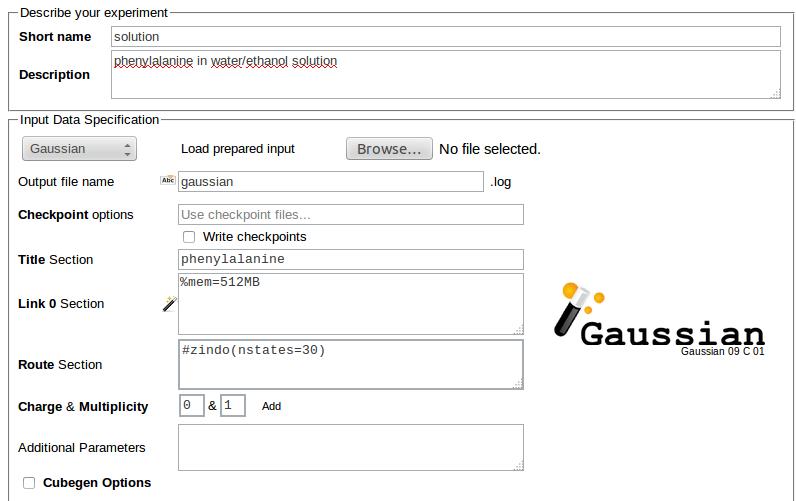 Read Checkpoint File Gaussian - msxsonar